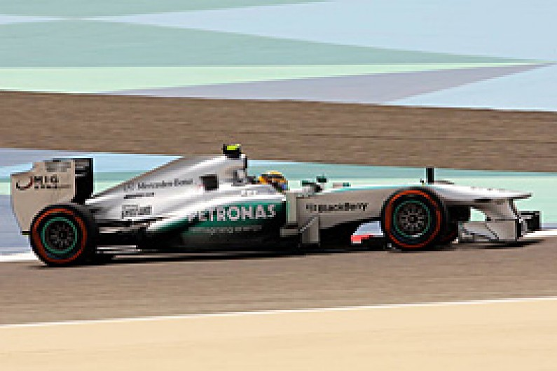 Bahrain GP: Hamilton says he needs to find more pace