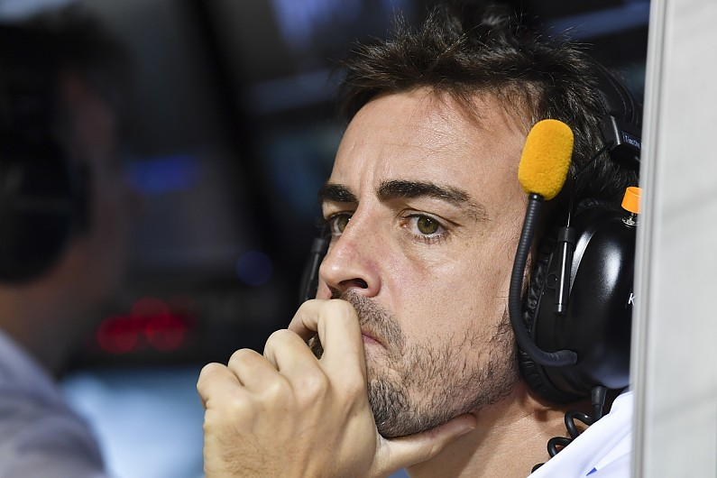 Alonso: 2021 a building year ahead of new Formula 1 car rules in '22