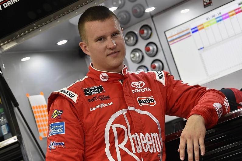 Preece announced as Allmendinger's JTG Daugherty NASCAR replacement - NASCAR - A...