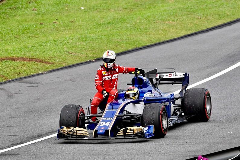 Kết quả hình ảnh cho Sebastian Vettel bad F1 performance