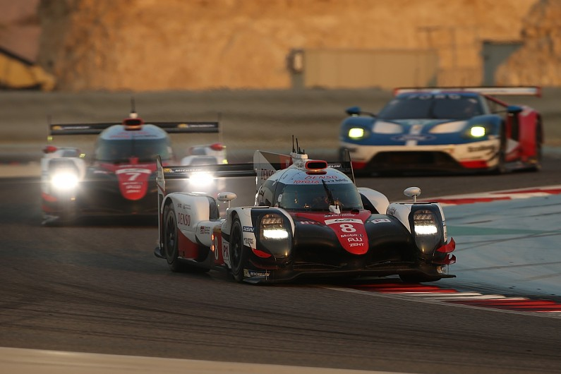 Nice Toyota Announces 2018/19 World Endurance Championship Entry   WEC    Autosport