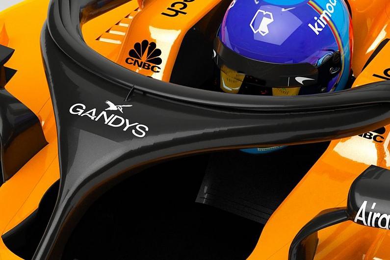 703008fda537f McLaren F1 halo to be sponsored by flip-flop company at Australian GP - F1  - Autosport