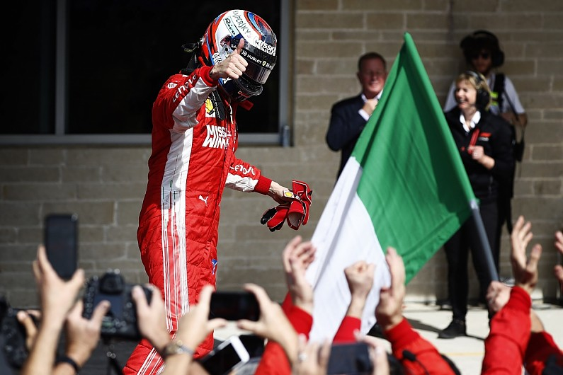 United States Grand Prix >> Kimi Raikkonen Wins Thrilling F1 United States Grand Prix F1