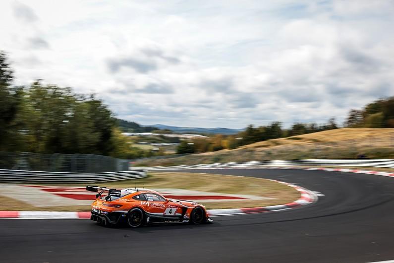 Engel secures Nurburgring 24 pole for Mercedes - Motor Informed