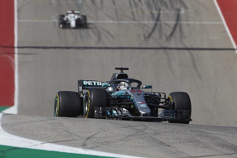 Lewis Hamilton hurt by 'massive' set-up problem in US Grand