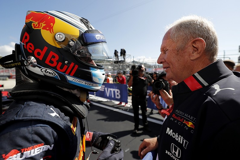 Red Bull replaces O'Ward with Vips for Super Formula finale