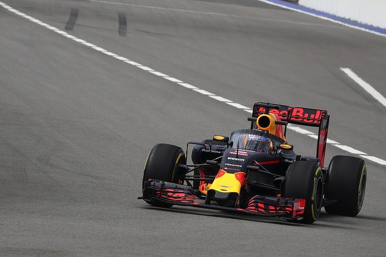 Aeroscreen solo '10% tan efectivo 'como el halo en el inicio de Spa F1 - F1