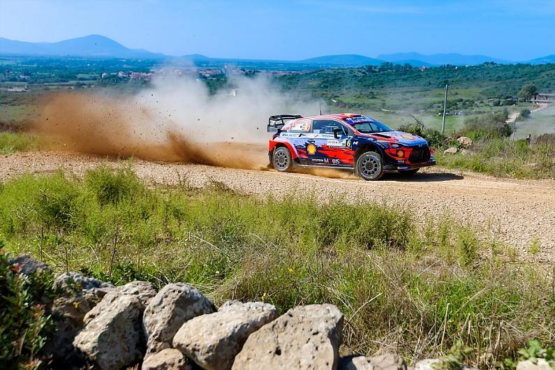 WRC Rally Italy: Hyundai's Sordo holds Sardinia lead on opening day - Motor Informed