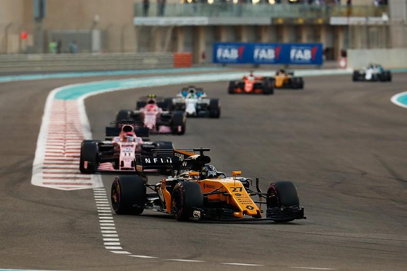 Renault F1 team 'must avoid' final round showdowns in future