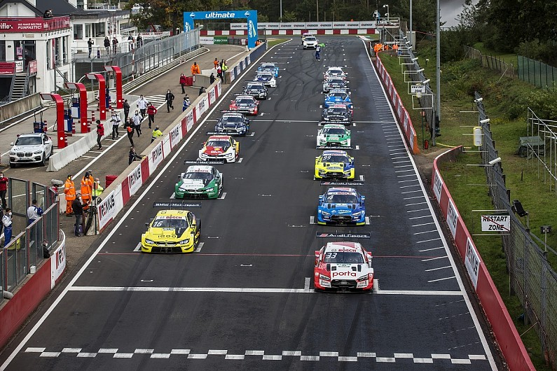 DTM set to abandon standing starts with GT3-based cars in ...