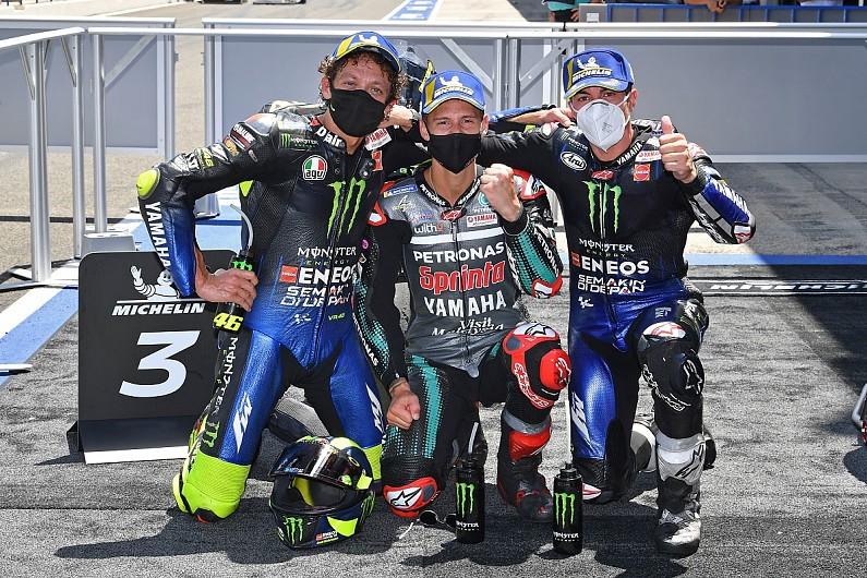 "Quartararo ""not thinking"" about beating Vinales before 2021 Yamaha factory move - Motor Informed"