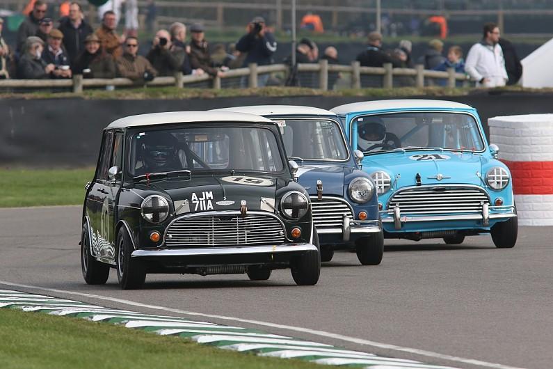 Silverstone Classic set for record Mini grid in 60th celebration