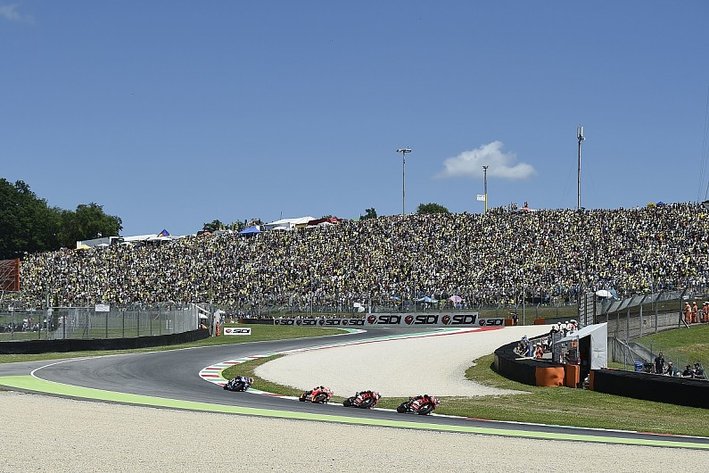 Tuscan Gp At Mugello To Be First F1 Race To Host Fans In 2020 F1 Autosport