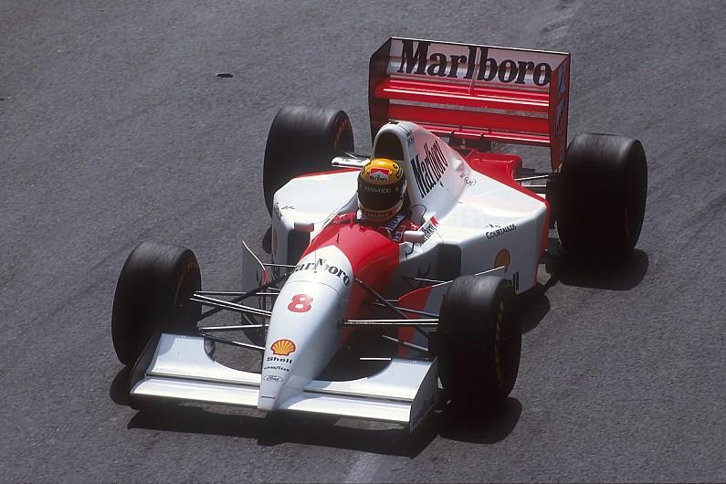 ex-f1 boss bernie ecclestone buys 1993 ayrton senna mclaren for €4.1