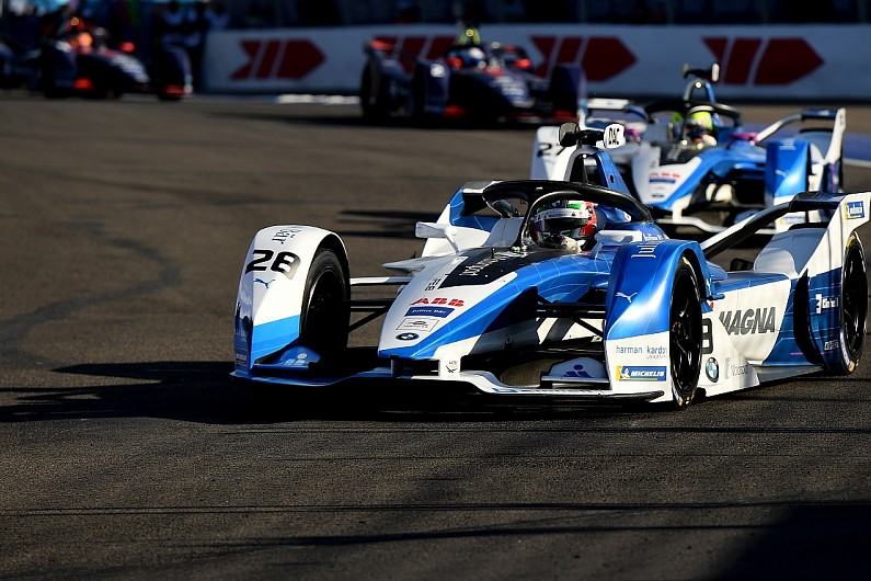 Da Costa takes blame for Sims clash that cost BMW FE Marrakech 1-2
