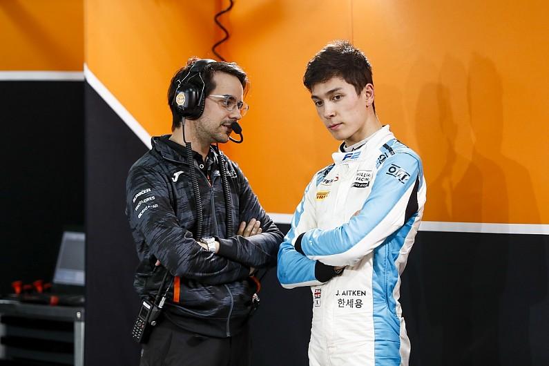Williams reserve driver Aitken joins Albert Park S5000 field - Other -  Autosport