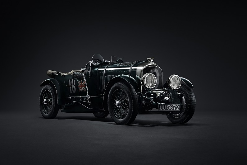 Bentley to build 12 Le Mans 'Blower' continuation cars