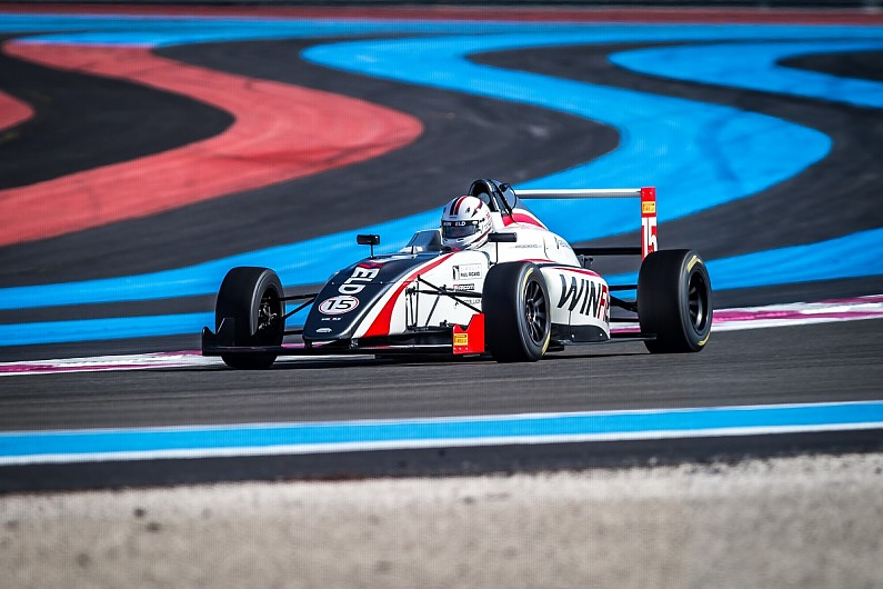 Promoted: Volant Winfield winner Mettetal to French F4 Championship