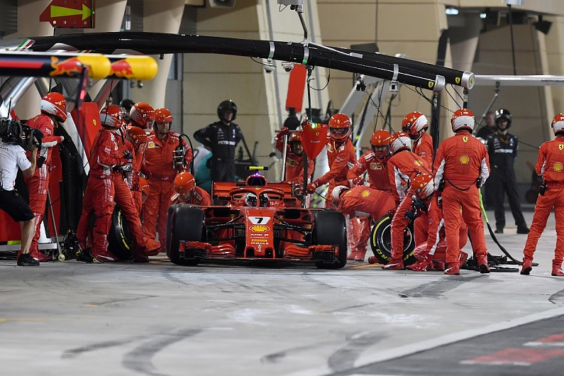 Superb Why F1u0027s Under Fire Art Of Fast Pitstops Is So Controversial   F1    Autosport