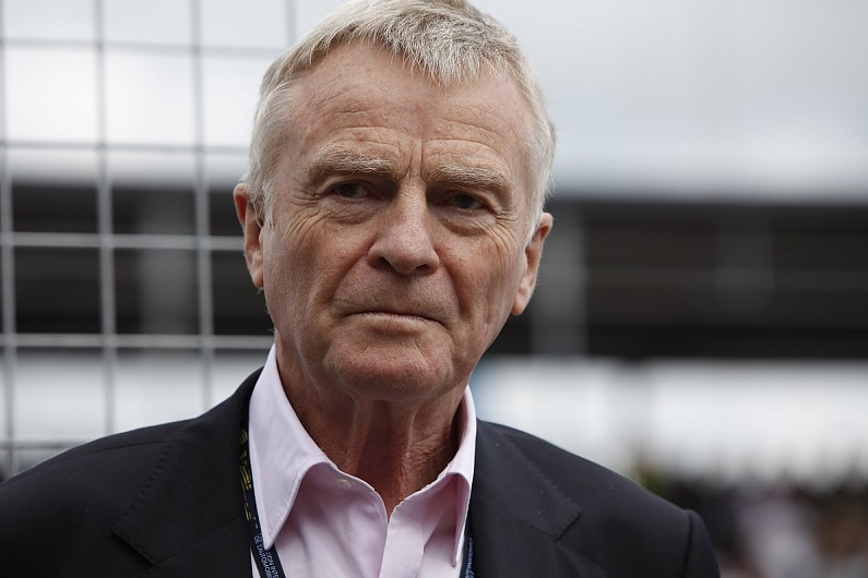 """Warts and all"" Max Mosley documentary coming in March"