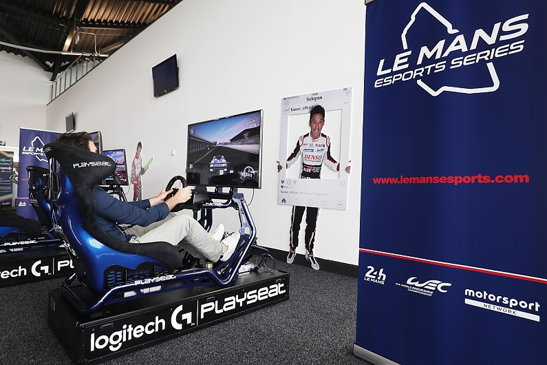 How the Le Mans Esports Series gave one gamer a second chancebloodysword