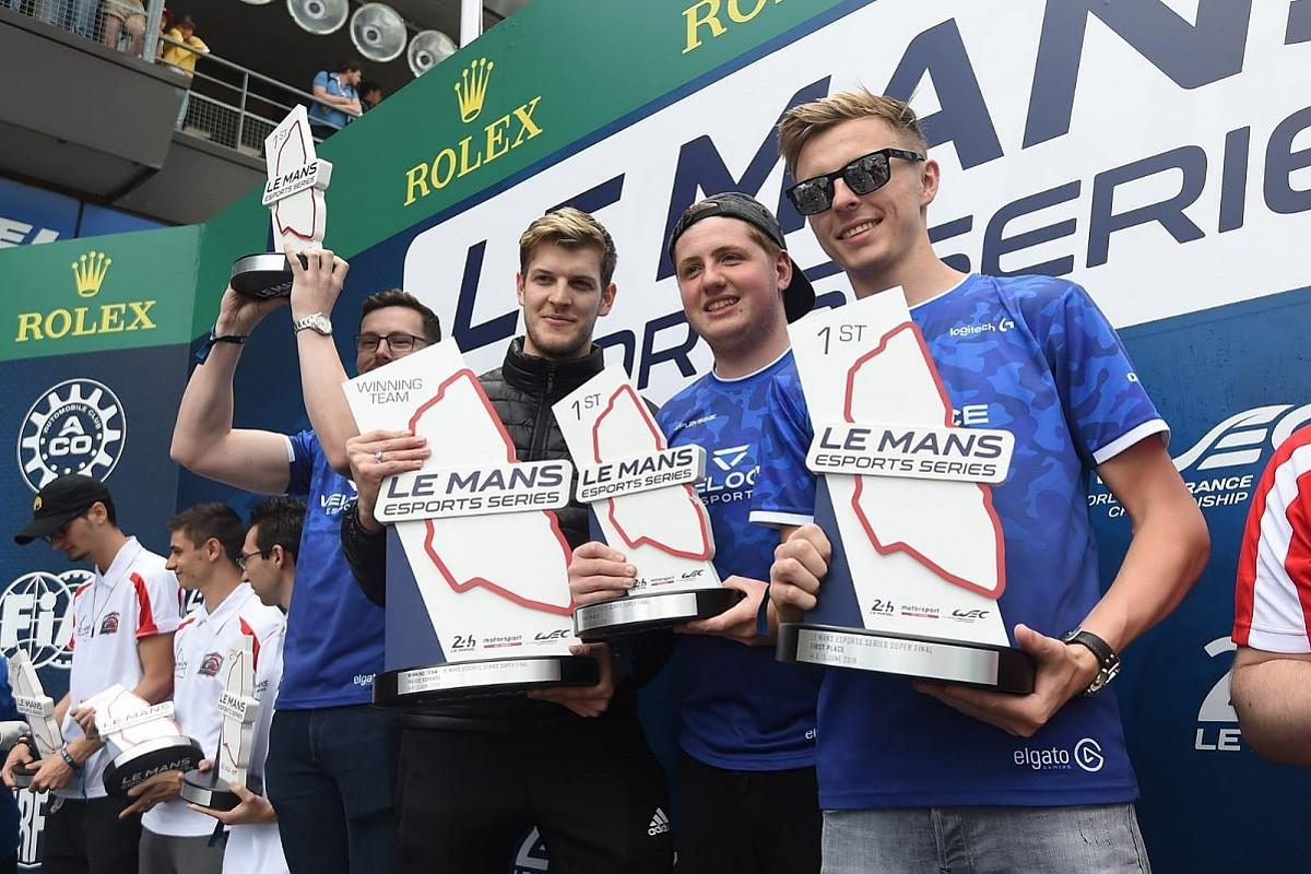 How Esports drivers overcame 'mental torture' at Le Mans - Esports - Autosport Plus