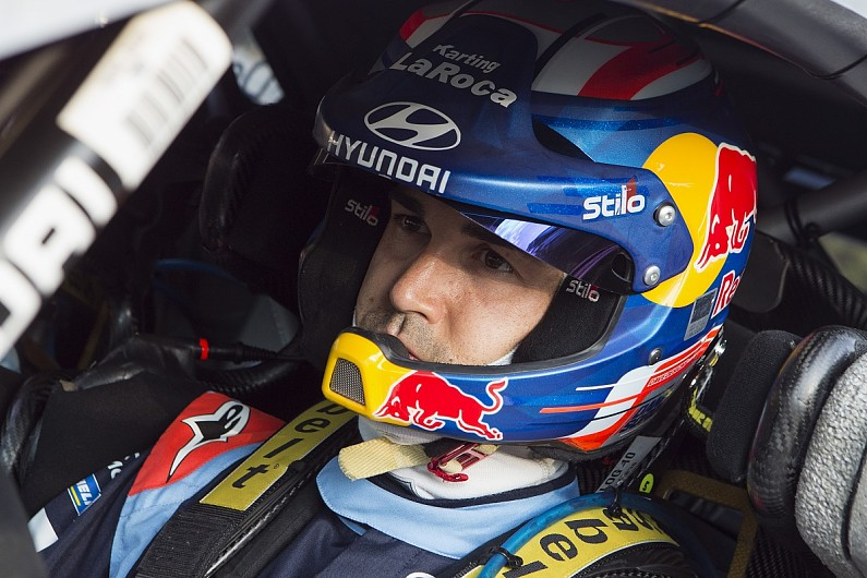 Sordo commits to Hyundai WRC drive in 2020 after Toyota interest