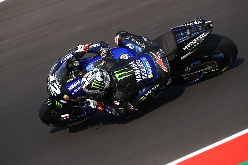Vinales: We didn't find anything to fix Yamaha MotoGP grip woes - Motor Informed