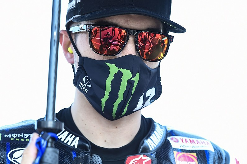 """Vinales wants """"a reaction"""" from Yamaha to solve MotoGP grip issues - Motor Informed"""