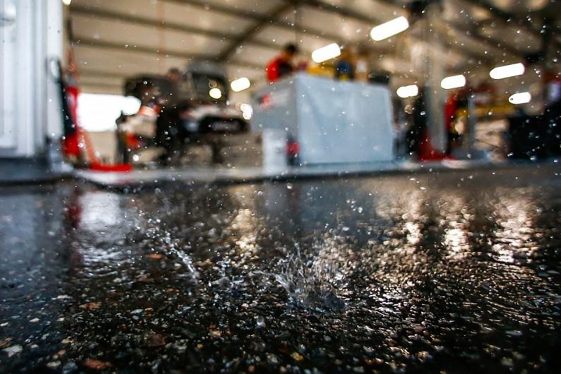 WRC teams facing Rally Argentina waterproofing battle