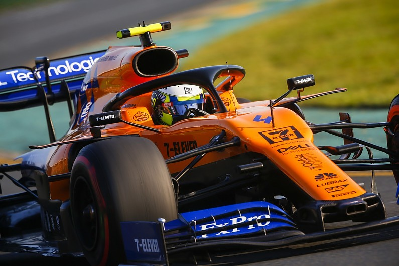 Video: Norris on overcoming the challenges of being an F1 rookie