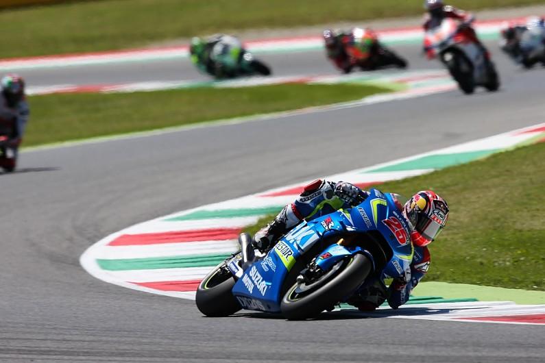 Suzuki looking into MotoGP electronics gremlin from Mugello