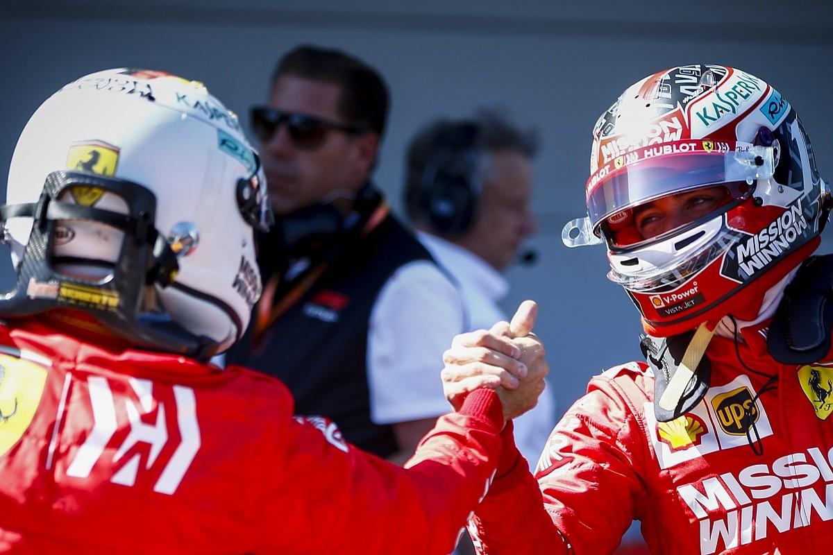 Why Ferrari is picking the hardest Vettel vs Leclerc option - F1 - Autosport Plus