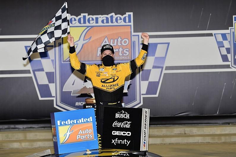 NASCAR Richmond: Keselowski dominates to secure fourth win of the season - Motor Informed
