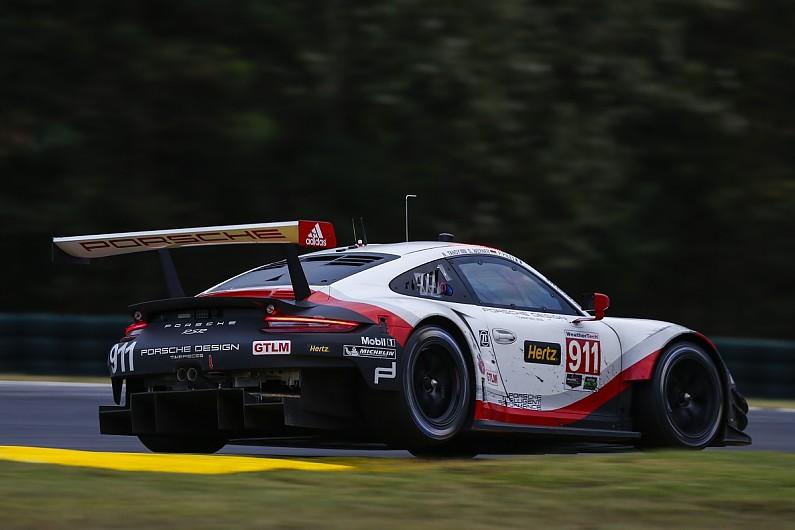 Porsche Lmp1 Drivers Tandy And Bamber Set For 2018 Imsa