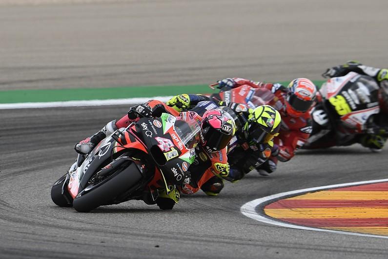 "Why Aragon MotoGP surge masked Aprilia's ""reality"""