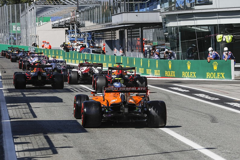"McLaren against early driver swap with F1 rivals facing ""disruption"" - Motor Informed"