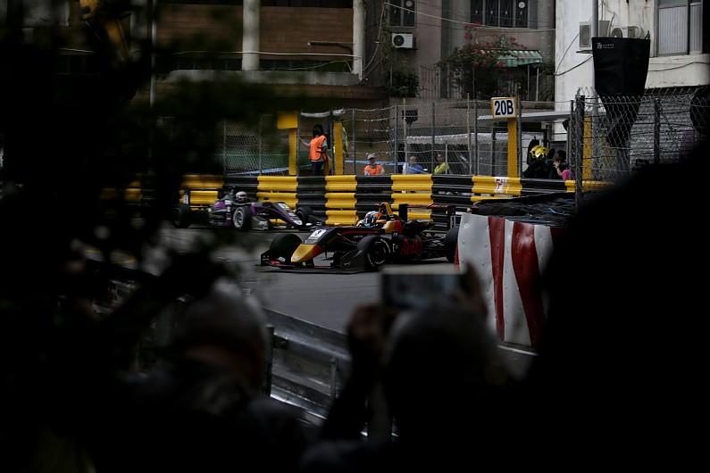 Macau Grand Prix: Prema's Euro F3 champion Schumacher tops
