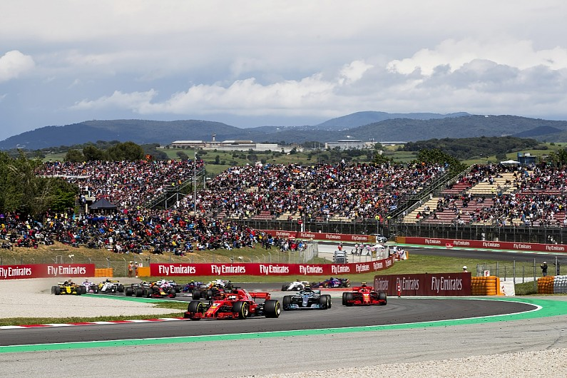 F1 2020 Calendar Download Spanish GP chiefs confident of keeping Barcelona on 2020 calendar