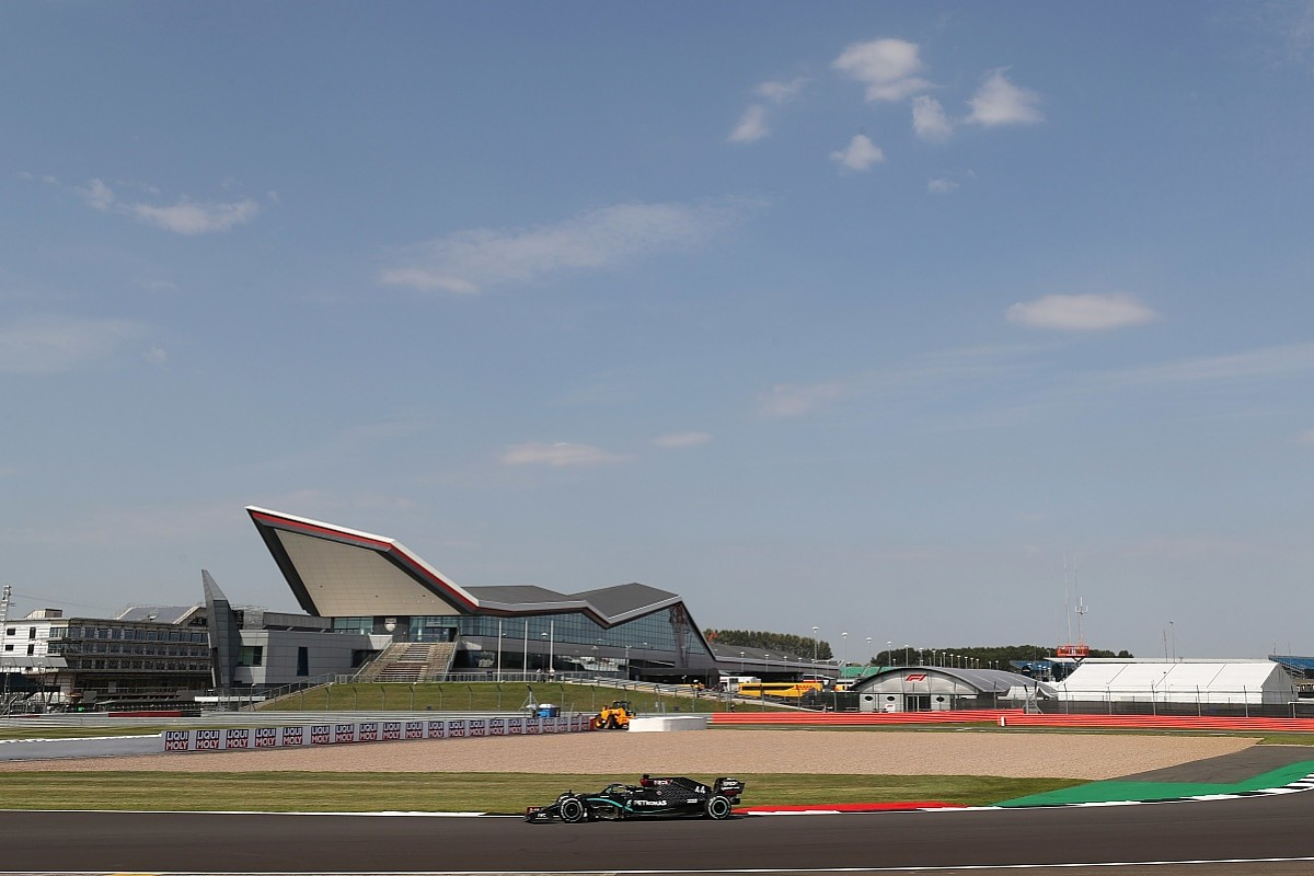 F1 British Grand Prix Qualifying Start Time How To Watch More F1 Autosport