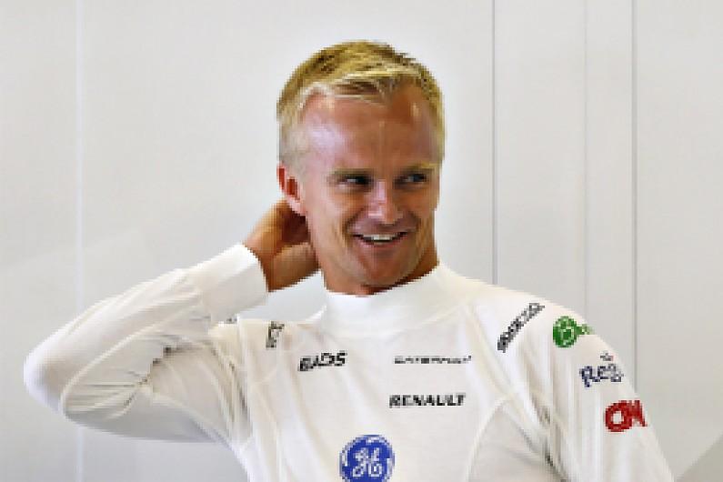 Lotus agrees deal with Heikki Kovalainen to replace Kimi Raikkonen