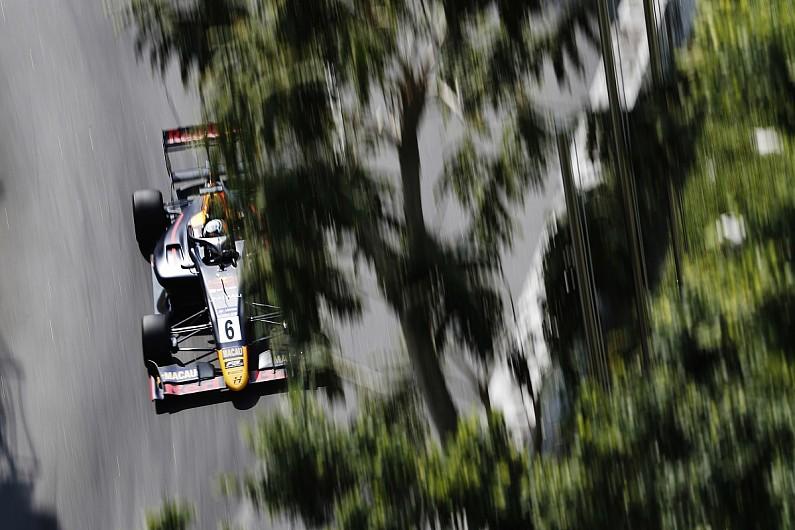 Macau Grand Prix: Red Bull junior Juri Vips claims pole