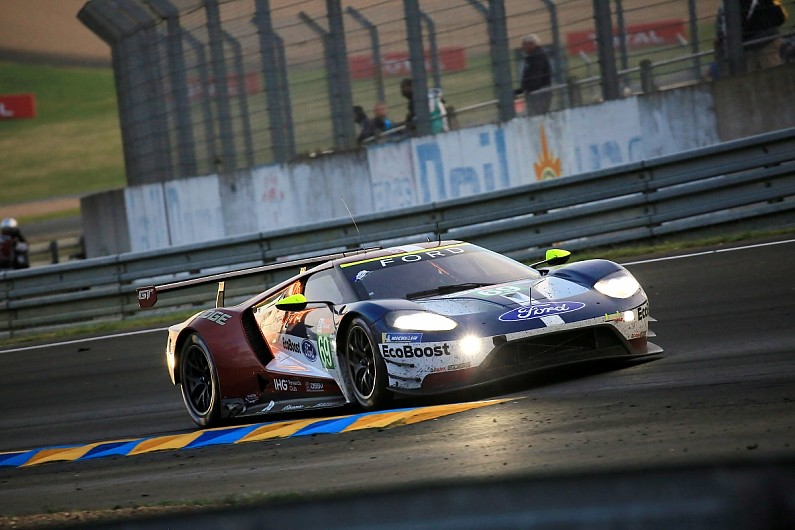 Le Mans  Hours Winning Ford Gt Set For Bathurst  Demo Run Supercars Autosport
