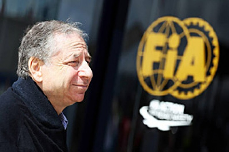 Jean Todt could face opposition in upcoming FIA election