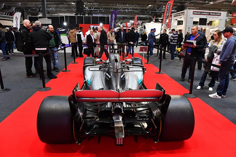 ASI to showcase 2090 car and track concepts to mark F1's 70th year