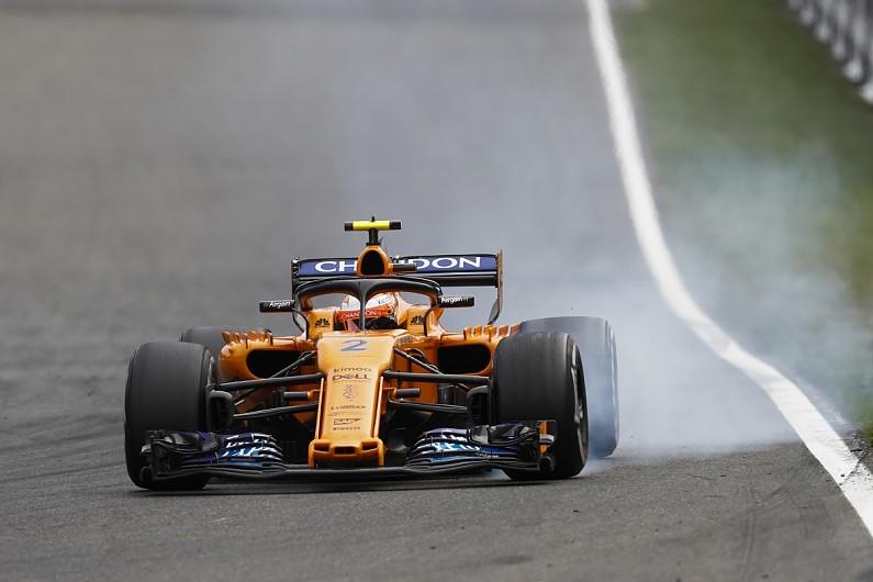 mclaren has made 'no progress' in 2018 f1 season - vandoorne - f1
