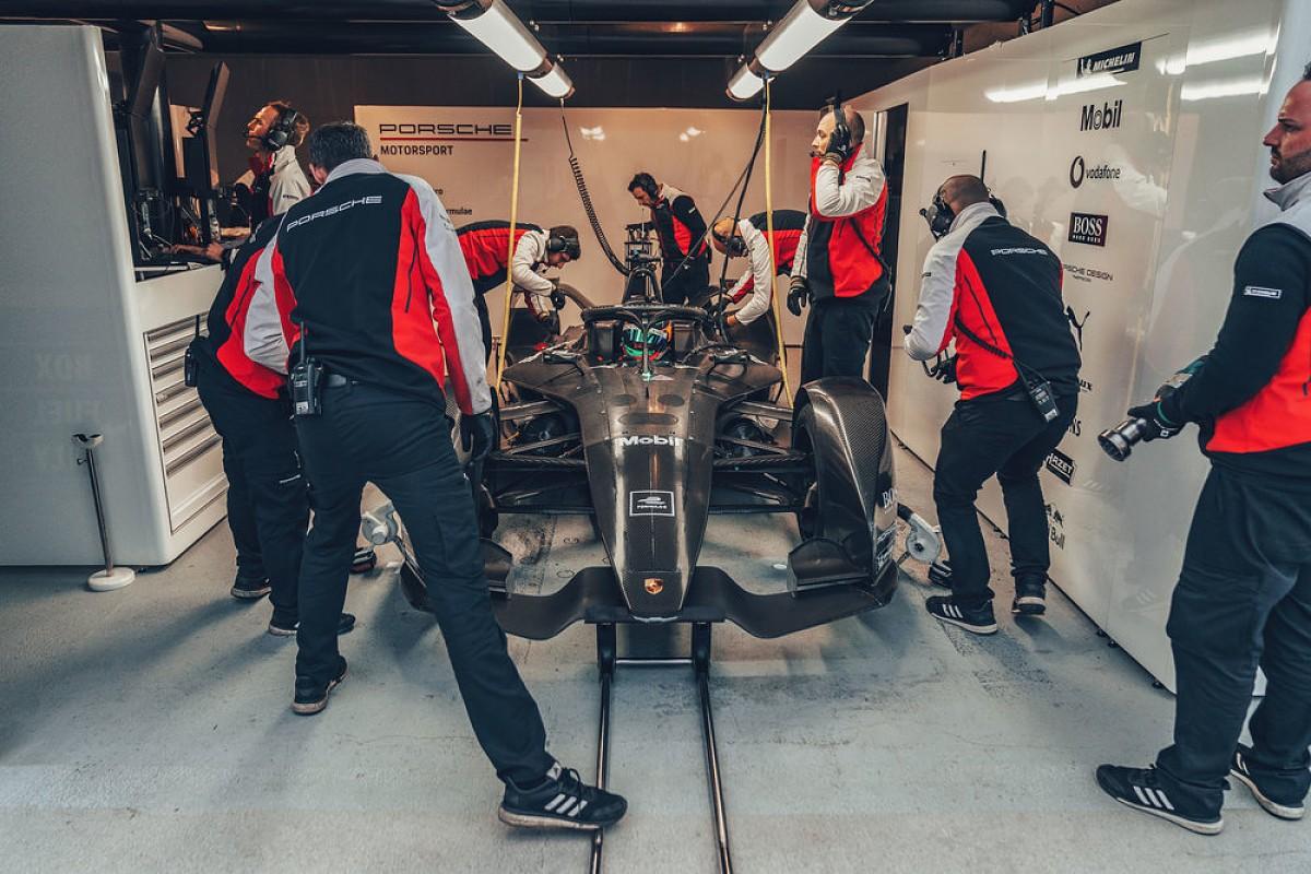 Why even Porsche cannot be certain of FE success - Formula E - Autosport Plus