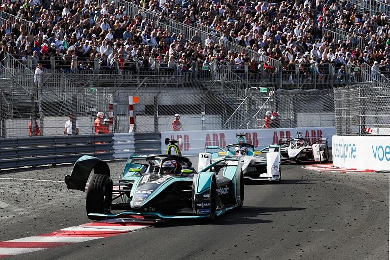 Jaguar's Alex Lynn 'learned hard lessons' about Formula E's Gen2 era