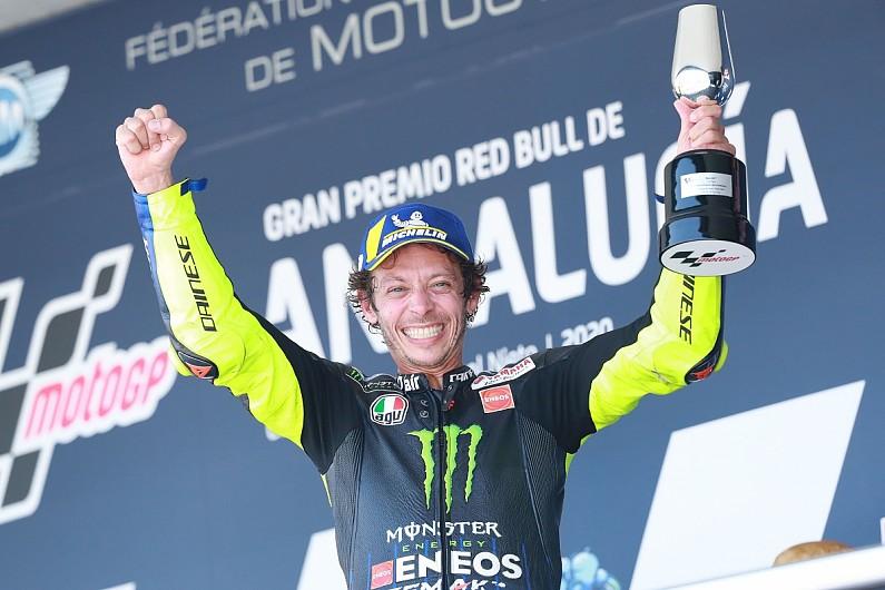 """SRT: Rossi podium removed """"doubts"""" over 2021 MotoGP decision - Motor Informed"""