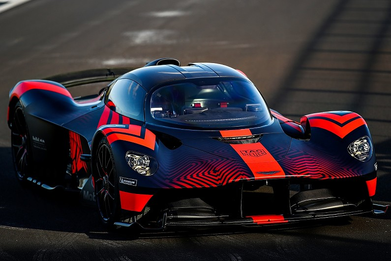Aston Martin Postpones Entry To New Le Mans Hypercar Class Wec Autosport